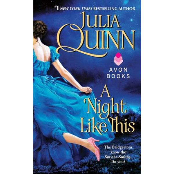 A Night Like This - Julia Quinn   Karta-nauczyciela.org