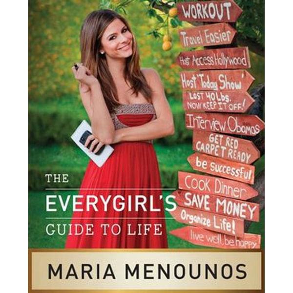The EveryGirl's Guide to Life - Maria Menounos   Karta-nauczyciela.org