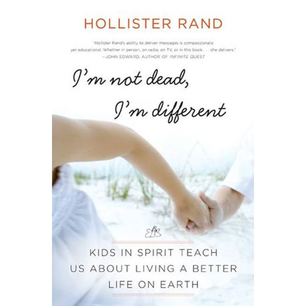 I'm Not Dead, I'm Different - Hollister Rand   Karta-nauczyciela.org