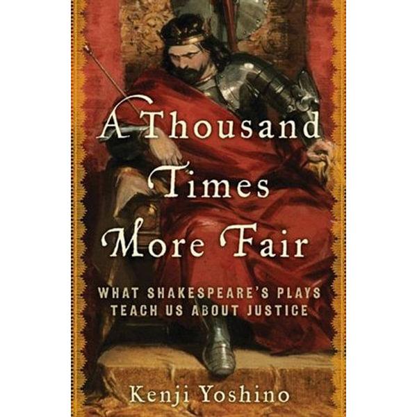 A Thousand Times More Fair - Kenji Yoshino   Karta-nauczyciela.org