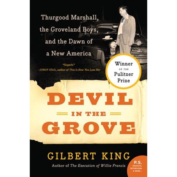 Devil in the Grove - Gilbert King | Karta-nauczyciela.org