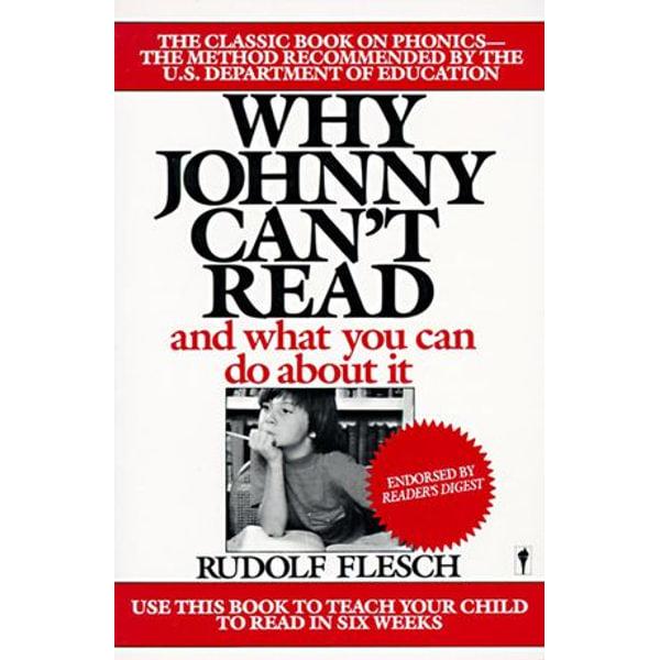 Why Johnny Can't Read? - Rudolf Flesch | Karta-nauczyciela.org