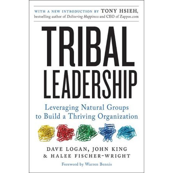 Tribal Leadership - Dave Logan, John King, Halee Fischer-Wright   Karta-nauczyciela.org
