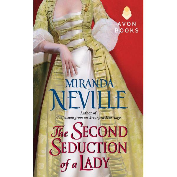 The Second Seduction of a Lady - Miranda Neville   Karta-nauczyciela.org