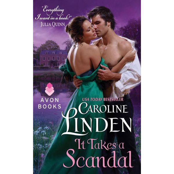 It Takes a Scandal - Caroline Linden | Karta-nauczyciela.org