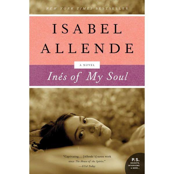 Ines of My Soul - Isabel Allende | Karta-nauczyciela.org