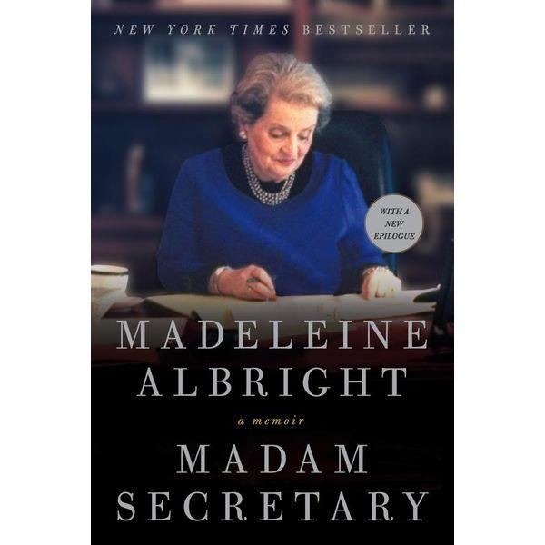 Madam Secretary - Madeleine Albright | Karta-nauczyciela.org