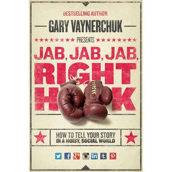 Jab, Jab, Jab, Right Hook - Gary Vaynerchuk   Karta-nauczyciela.org