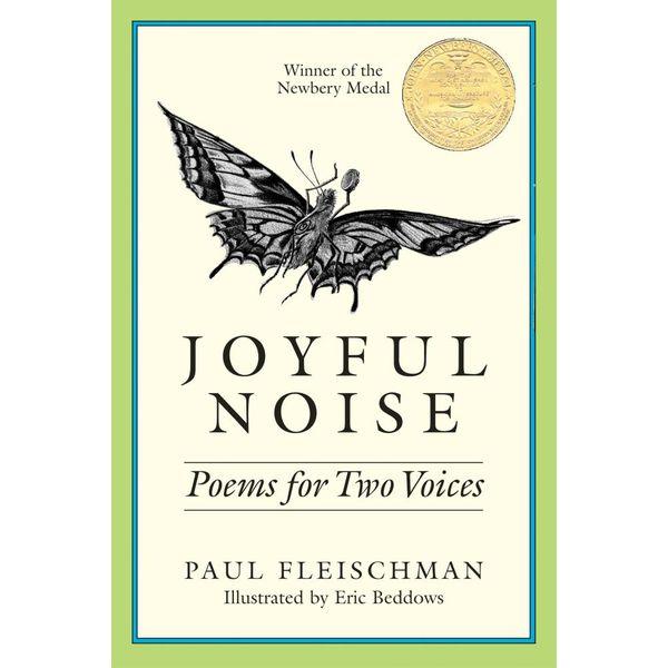 Joyful Noise - Paul Fleischman, Eric Beddows (Illustrator) | Karta-nauczyciela.org