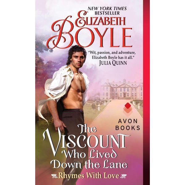 The Viscount Who Lived Down the Lane - Elizabeth Boyle | Karta-nauczyciela.org