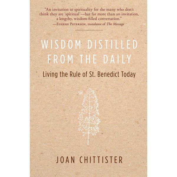 Wisdom Distilled from the Daily - Joan Chittister   Karta-nauczyciela.org