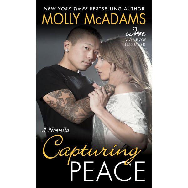 Capturing Peace - Molly McAdams   Karta-nauczyciela.org