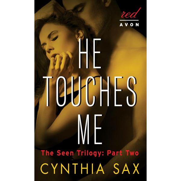 He Touches Me - Cynthia Sax   Karta-nauczyciela.org