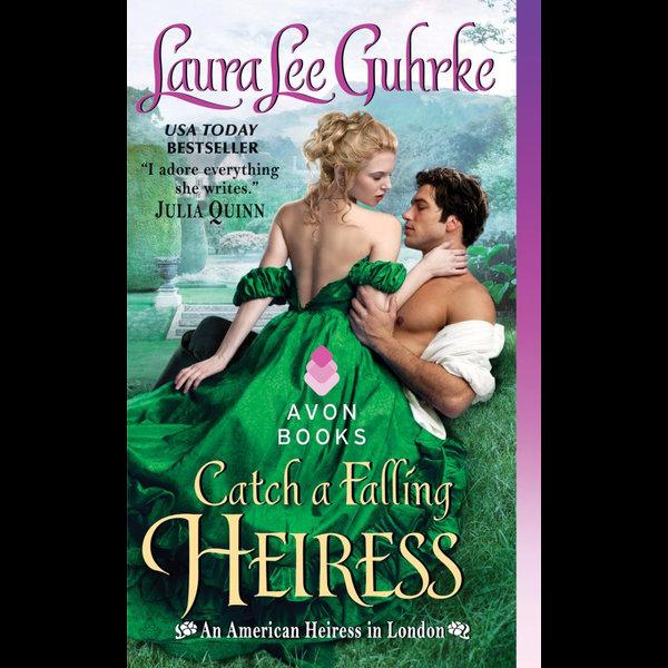 Catch a Falling Heiress - Laura Lee Guhrke | Karta-nauczyciela.org