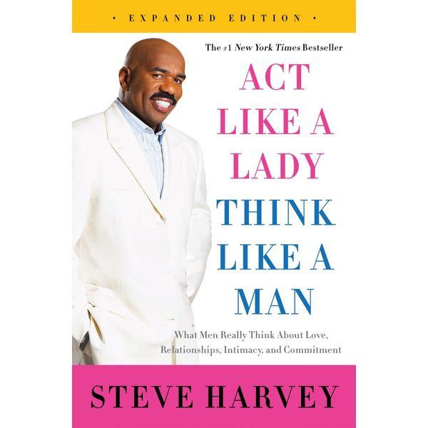 Act Like a Lady, Think Like a Man - Steve Harvey | Karta-nauczyciela.org