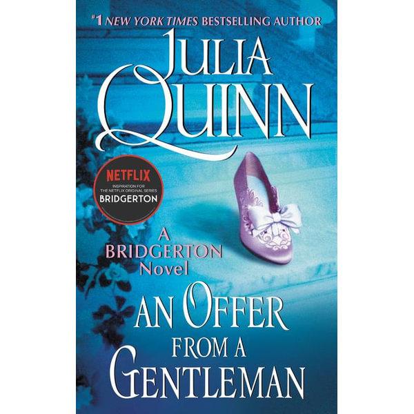 An Offer From a Gentleman - Julia Quinn   Karta-nauczyciela.org