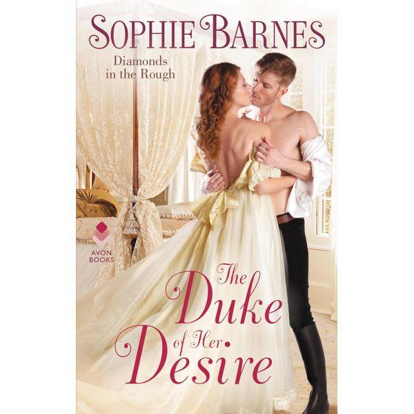 The Duke of Her Desire - Sophie Barnes | Karta-nauczyciela.org