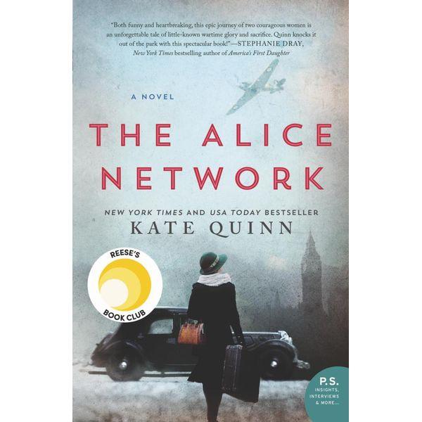 The Alice Network - Kate Quinn | Karta-nauczyciela.org