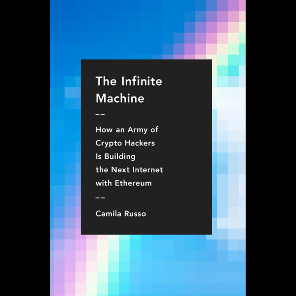 The Infinite Machine - Camila Russo   Karta-nauczyciela.org