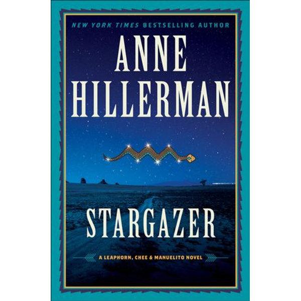 Stargazer - Anne Hillerman | Karta-nauczyciela.org