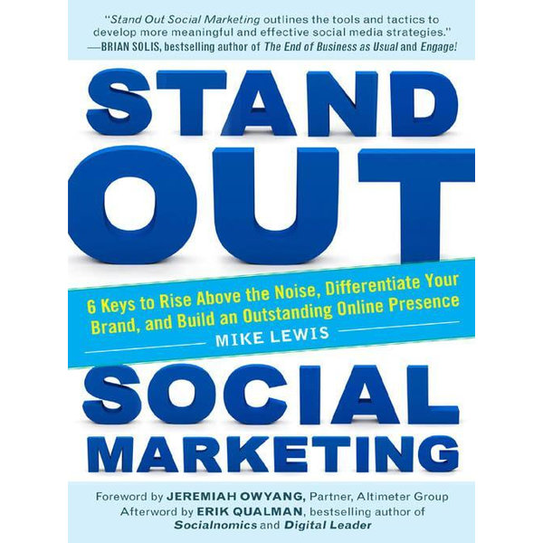 Stand Out Social Marketing - Mike Lewis | 2020-eala-conference.org