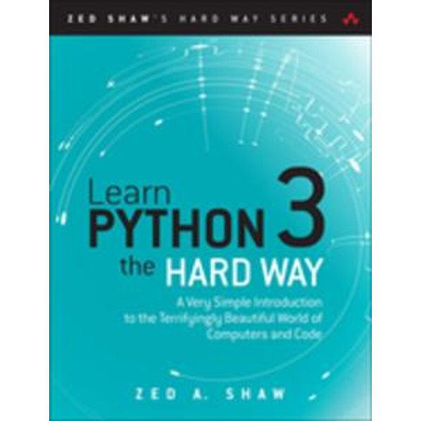 Learn Python 3 the Hard Way - Zed Shaw   Karta-nauczyciela.org