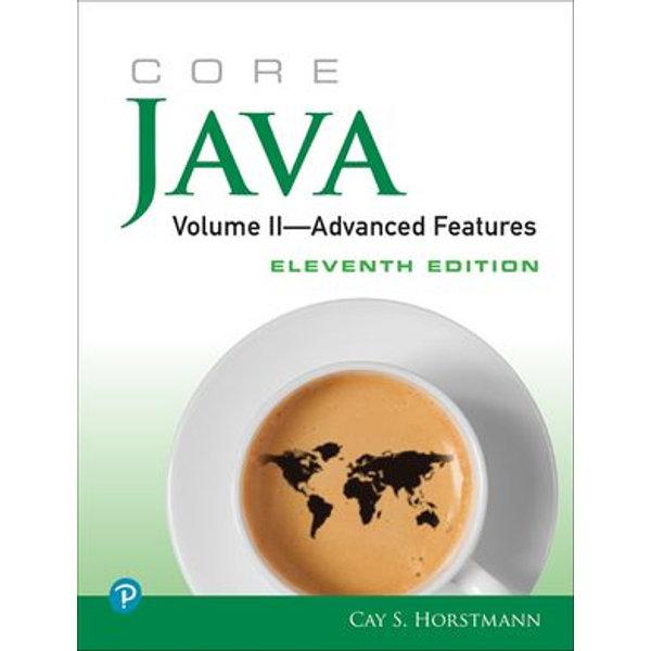 Core Java, Volume II--Advanced Features - Cay Horstmann   Karta-nauczyciela.org