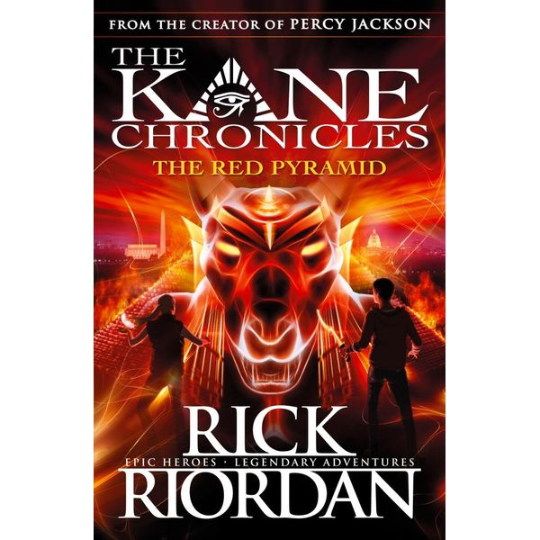 The Red Pyramid (The Kane Chronicles Book 1) - Rick Riordan | 2020-eala-conference.org