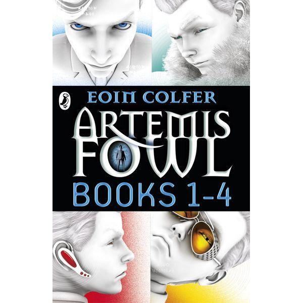 Artemis Fowl - Eoin Colfer | Karta-nauczyciela.org
