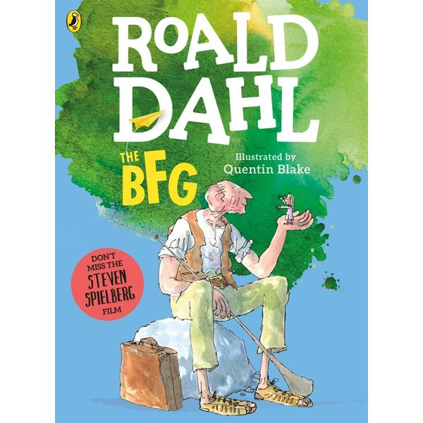 The BFG (Colour Edition) - Roald Dahl, Quentin Blake (Illustrator) | 2020-eala-conference.org