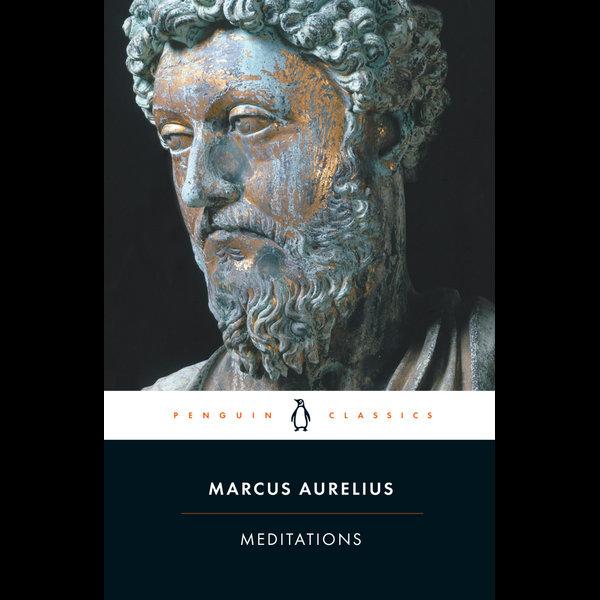 Meditations - Marcus Aurelius, Diskin Clay (Introduction by), Martin Hammond (Translator) | Karta-nauczyciela.org