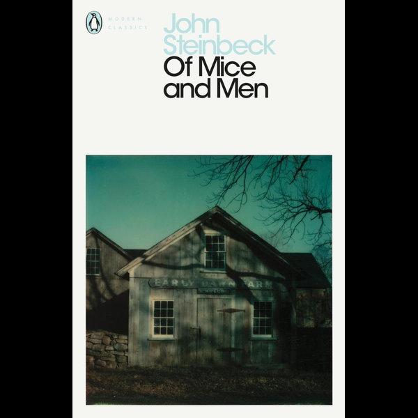 Of Mice and Men - Mr John Steinbeck, Susan Shillinglaw (Introduction by)   Karta-nauczyciela.org