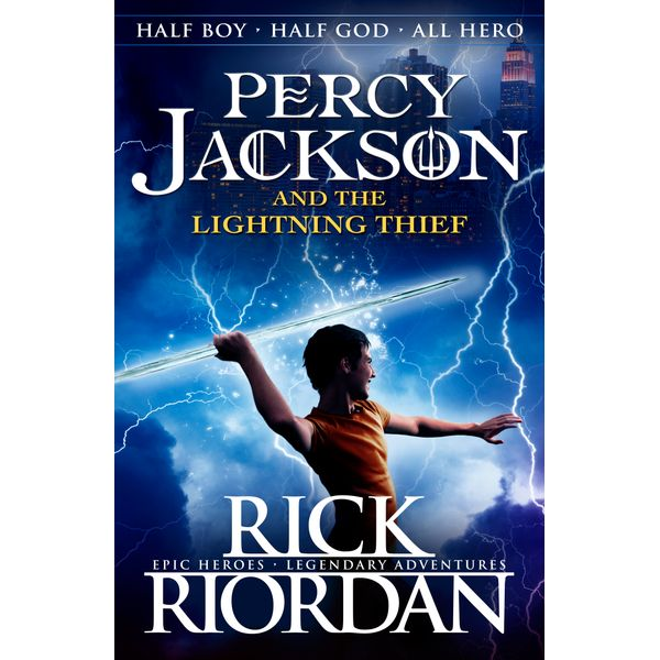 Percy Jackson and the Lightning Thief (Book 1) - Rick Riordan   2020-eala-conference.org