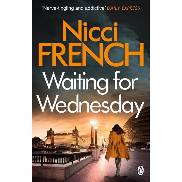 Waiting for Wednesday - Nicci French   Karta-nauczyciela.org