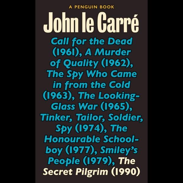 The Secret Pilgrim - John le Carré   Karta-nauczyciela.org