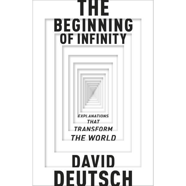 The Beginning of Infinity - David Deutsch | Karta-nauczyciela.org