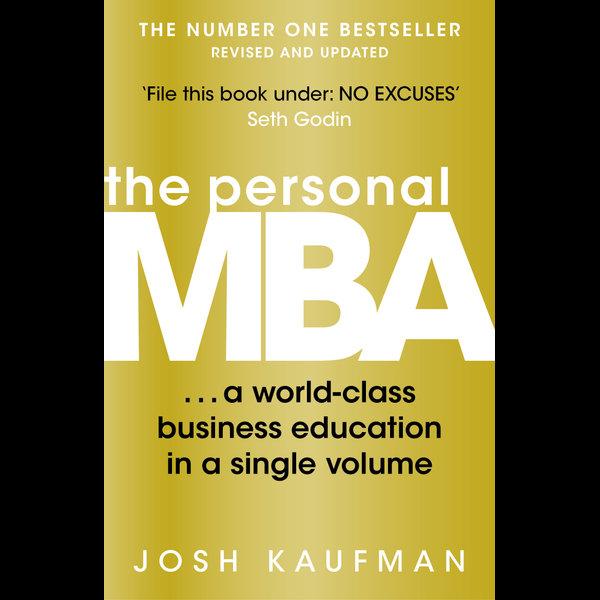 The Personal MBA - Josh Kaufman | Karta-nauczyciela.org