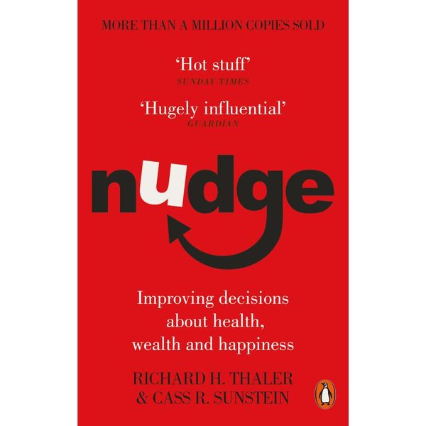 Nudge - Cass R Sunstein, Richard H. Thaler   Karta-nauczyciela.org