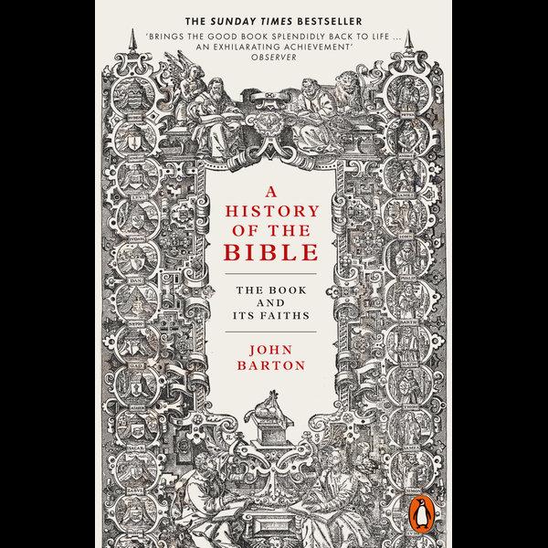 A History of the Bible - Dr John Barton | Karta-nauczyciela.org