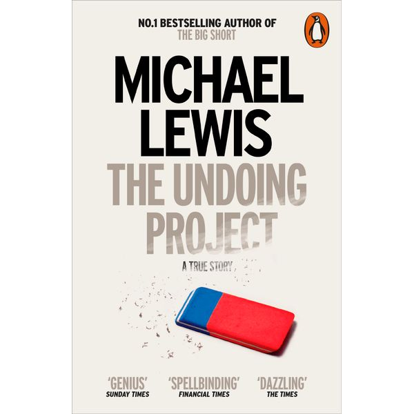 The Undoing Project - Michael Lewis   Karta-nauczyciela.org