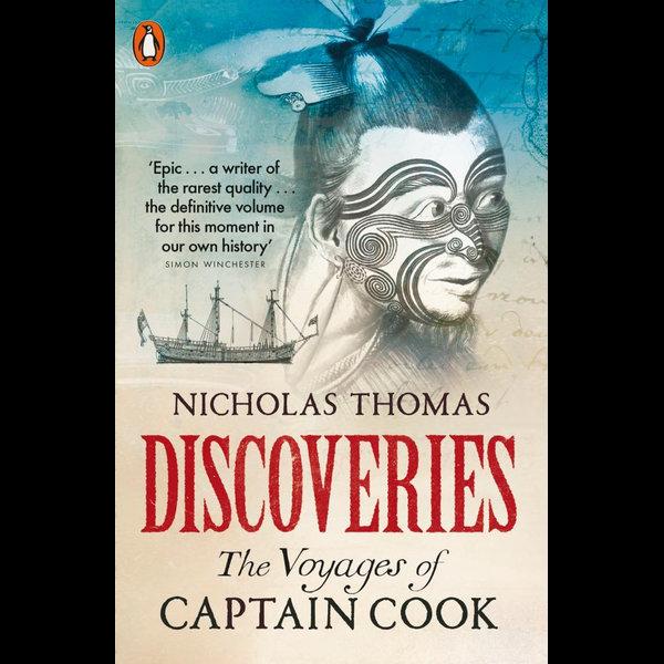 Discoveries - Nicholas Thomas   Karta-nauczyciela.org