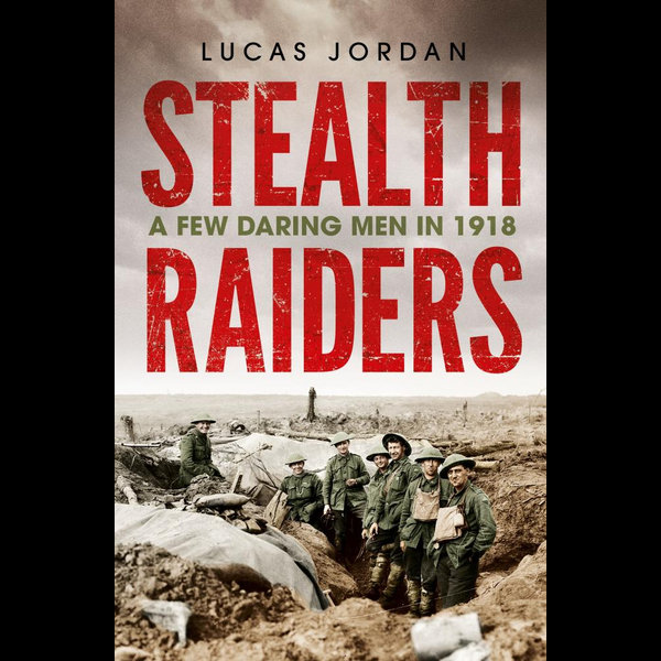 Stealth Raiders - Lucas Jordan   Karta-nauczyciela.org