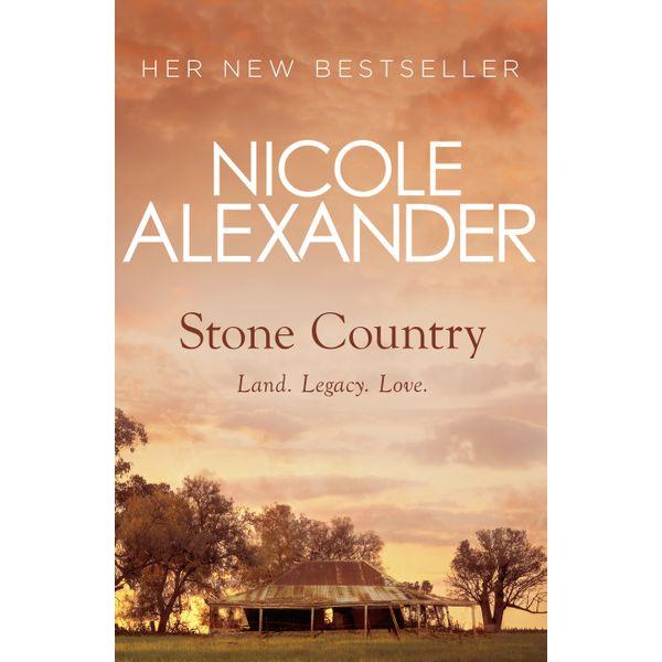 Stone Country - Nicole Alexander   Karta-nauczyciela.org