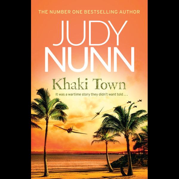 Khaki Town - Judy Nunn | Karta-nauczyciela.org