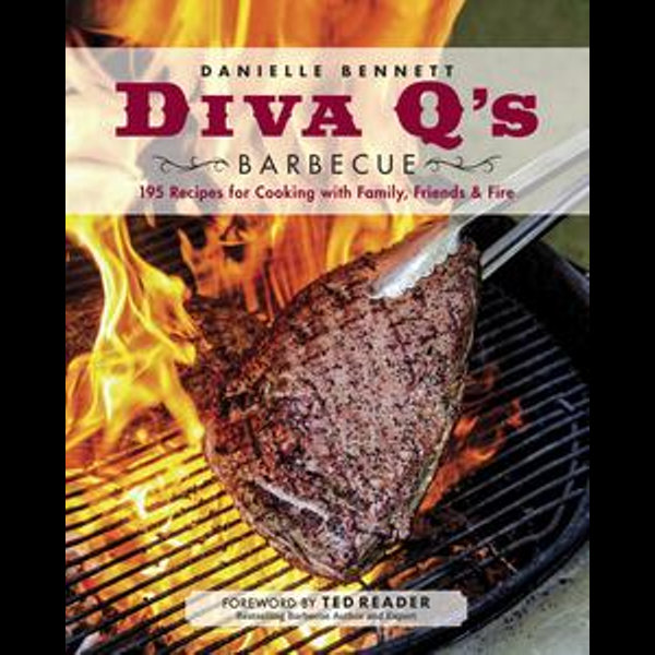 Diva Q's Barbecue - Danielle Bennett | Karta-nauczyciela.org