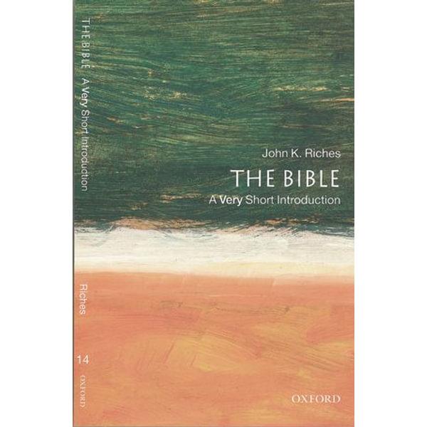 The Bible - John Riches | Karta-nauczyciela.org
