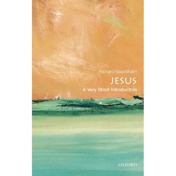 Jesus - Richard Bauckham | Karta-nauczyciela.org