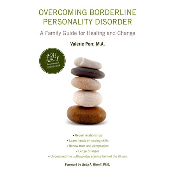 Overcoming Borderline Personality Disorder - Valerie Porr, M.A. | Karta-nauczyciela.org