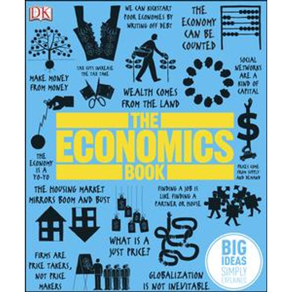 The Economics Book - DK | Karta-nauczyciela.org