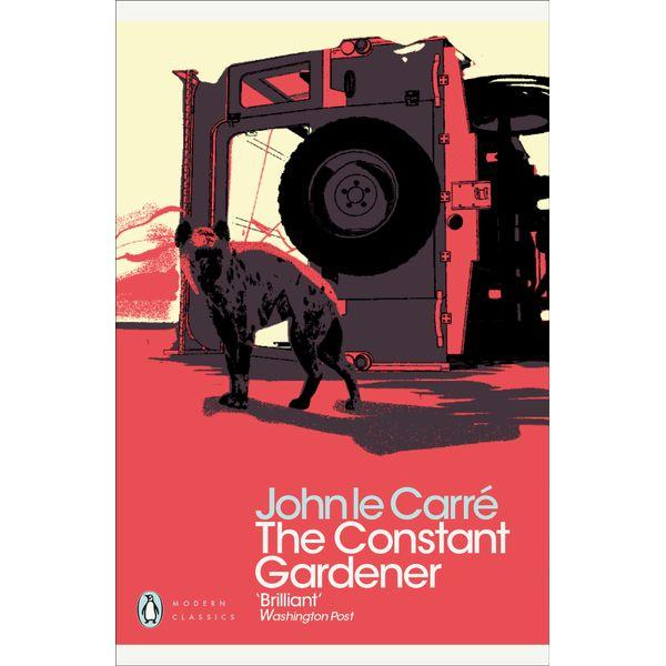 The Constant Gardener - John le Carré   Karta-nauczyciela.org